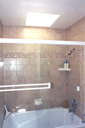Sunnyvale townhouse remodel for Townhouse bathroom ideas
