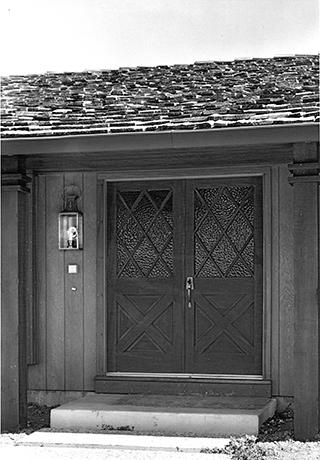 Front door options for Small double front doors